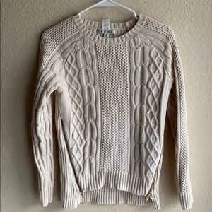 CAbi pullover sweater
